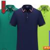 团体BB平台定制t恤polo衫印logo刺绣工衣服装订做广告文化衫短袖