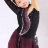 厂家专业设计定制表演服花样滑冰服 溜冰服 训练服 护具