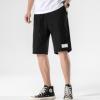 夏季短裤男薄款五分裤男士潮流裤子宽松中裤篮球沙滩男式休闲短裤