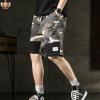 短裤男夏季休闲裤男士韩版五分裤子宽松沙滩裤潮流裤衩男式五分裤