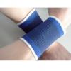 厂家直销运动瑜伽宝蓝护腕护手护肘护膝举重羽毛球