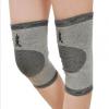 厂家直销 竹炭护膝 提花吸汗空调房保暖运动保健护膝 登山护膝