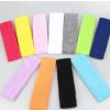 厂家供应运动毛巾头带 篮球护头 毛巾发带 礼品头带 可刺绣logo