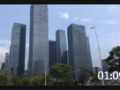 实拍深圳前海自贸区,一栋栋高楼拔地而起,中国未来的曼哈顿