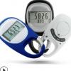 3D感应计步器登山计步器距离卡路里记步测量健身跑步计步器