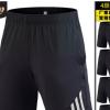 爆款运动裤男士夏季休闲训练健身五分裤户外沙滩跑步肌肉速干短裤