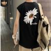 夏季无袖背心男潮牌ins个性潮流运动健身外穿坎肩宽松休闲男士t恤