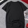 厂家批发夏季男士短袖T恤圆领半袖衣服大码体恤打底衫
