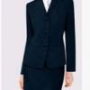 2019新款女士上班BB平台厂家直销现货时尚修身显瘦白领职员西装女