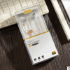【新品上市】CA-227重低音耳塞式金属手机耳机type-c华为插头