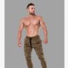 2020潮牌健身新款训练长裤男士加绒跑步健身运动裤男运动休闲裤子