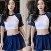 情趣性感内衣诱惑角色扮演学生装制服套装cosplay水手舞台啦啦队