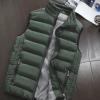 棉马甲定制加厚保暖男士外套跨境户外工作服 Vest Jacket Mens