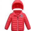童装棉衣2020新款男女童冬装中小童宝宝棉服小孩轻薄棉袄儿童外套