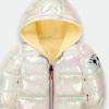 反季儿童羽绒棉衣服连帽男童女童棉服小童宝宝加绒加厚冬季外套潮