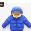 厂家直销儿童加绒保暖棉衣男童羽绒棉服女童棉袄宝宝加厚童装外套
