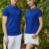 夏季翻领短袖男女通款POLO衫T恤文化衫广告衫企业定做团体批发