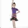专业儿童拉丁舞裙女童拉丁舞服装演出服 节日表演服工厂直销