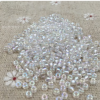 DIY,婚纱饰品辅料,日本进口御幸幻彩染芯米珠系列3MM 【8/0】