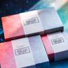 欧式婚礼星空喜糖盒 结婚回礼包装盒糖果盒子个性婚庆用品抽屉盒