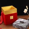 丝带大理石喜糖盒结婚礼物盒个性创意欧式礼品盒婚庆用品喜糖礼盒