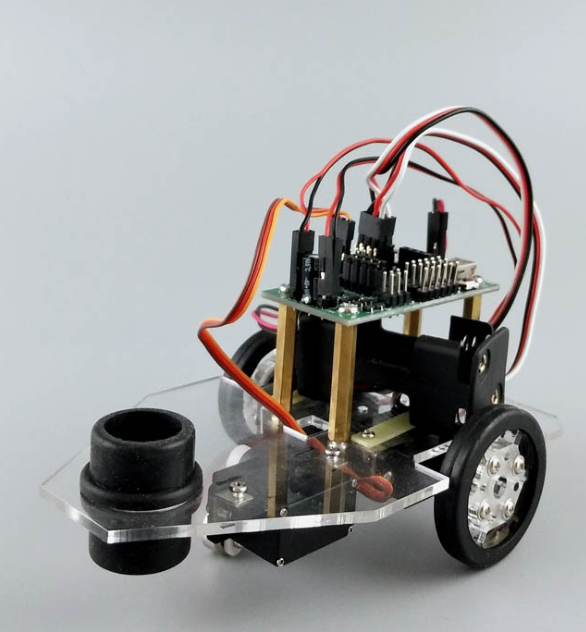 画图小车写字机器人arduino可编程机器人创客教育套件培训智能diy