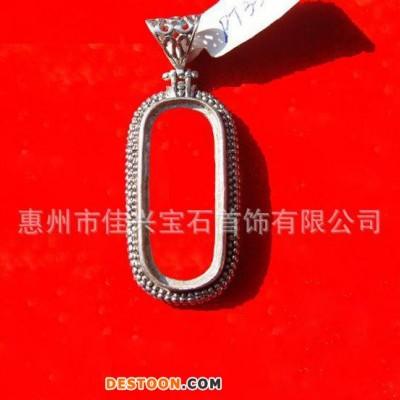 天然纯黑色玛瑙 黑玛瑙戒面纯手工角度切割玛瑙戒指面