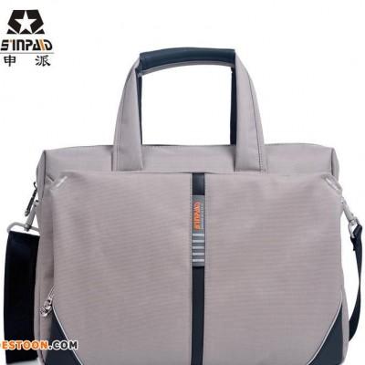 ,sinpaid申派笔记本电脑包 防水单肩手提包 平板礼品电脑包
