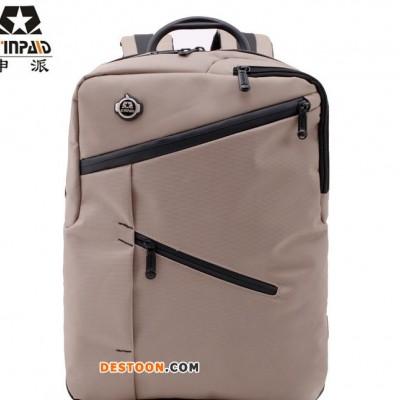 ,【电脑包工厂】14寸笔记本电脑包 AQ2.0韩版双肩电脑包 背包