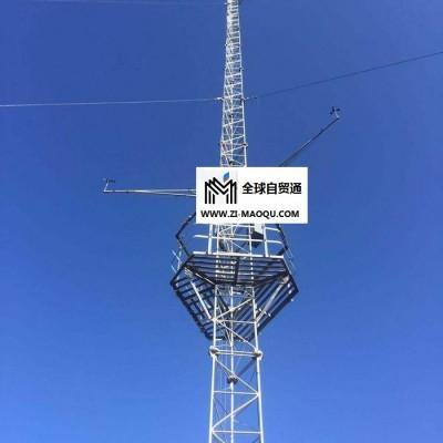 ** 测风塔 风向测风塔 草原测风塔 测风塔维护 圆钢测风塔 欢迎下单