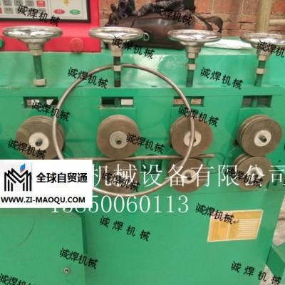 供应苏州诚焊圈圆机、全自动大型打圈机 扁钢打圈机 螺纹钢打圈机 16mm钢筋打圈机厂家