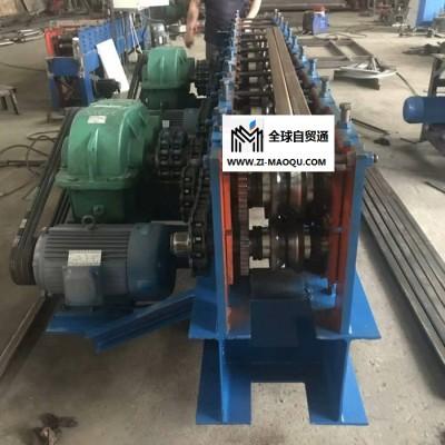 豪德厂家供应 圆管变方管机 圆钢管变型机 圆管压型方管机 镀锌圆管变方管成型机