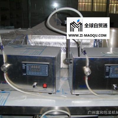 广州小型电动灌装机器 香水灌装机价格有现货