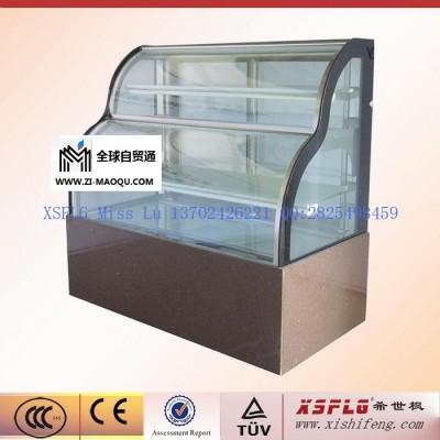 希世枫SFG-15蛋糕保鲜柜,巧克力柜,展示柜 保鲜展示柜 面包展示柜 制冷设备 ** 全国联保