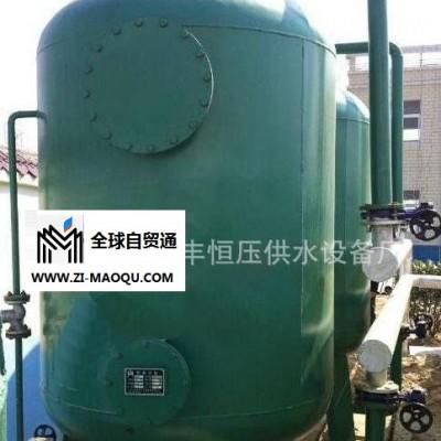 井水净化设备 除氟 除铁 除猛设备 无塔一体净化设备 138