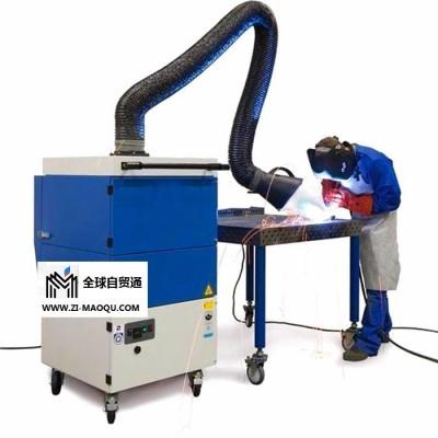 移动式焊接烟尘净化设备烟尘、粉尘净化器 工业废气处理设备