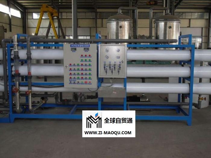 桶装矿泉水净化设备生产线