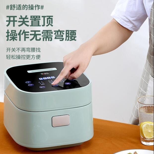 低糖 电饭锅 家用5L智能电饭煲多功能煮粥煲汤米饭 电饭煲家用