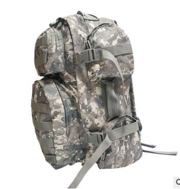 男士户外运动多功能吃鸡时尚旅行背包军迷登山包双肩战术背包定制