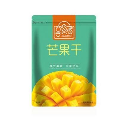 芒果干108g/袋 零食蜜饯果脯水果干