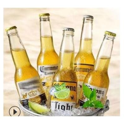 墨西哥原装进口科罗娜啤酒 330ml*24瓶 进口啤酒