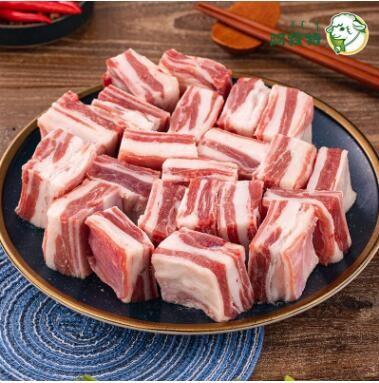 阿牧特 羔羊排 煎烤炖煮寸排 内蒙古小肥羊肉业肋排