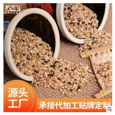 OEM贴牌代加工五谷杂粮粗粮饭 米饭伴侣 与饭同熟500g会销伴手礼