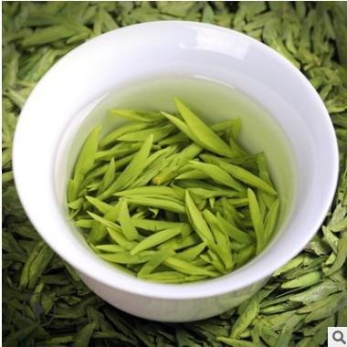 浙江龙井绿茶批发500g罐装明前茶叶2021新茶龙井茶豆香嫩芽礼盒装