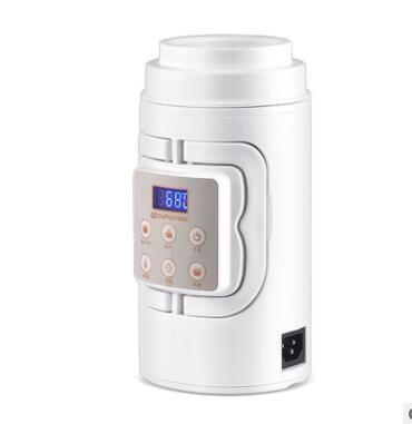 口吕品旅行便携式电热水壶 迷你折叠养生烧水壶 小功率热水壶批发