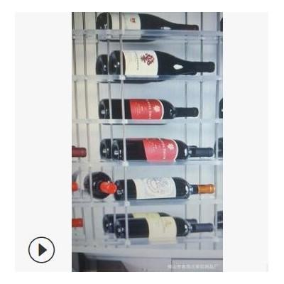 厂家定制铝制红酒柜连接杆 铝合金连接杆酒柜 葡萄酒柜连接杆
