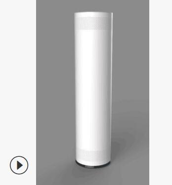 定做 电器外壳 空气净化器外壳 铝合金外壳 空气净化器铝合金外壳