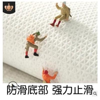 新款卡通高低毛家居植绒地垫 门口浴室吸水防滑脚垫进门入户门垫