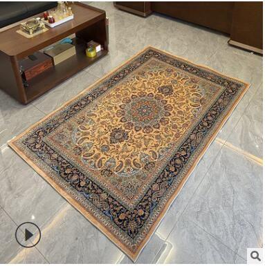 仿真丝地毯客厅卧室地毯地垫茶几地毯入户门垫厨房地垫浴室地垫