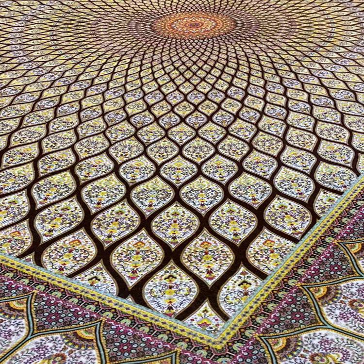 3D printed carpet persian turk